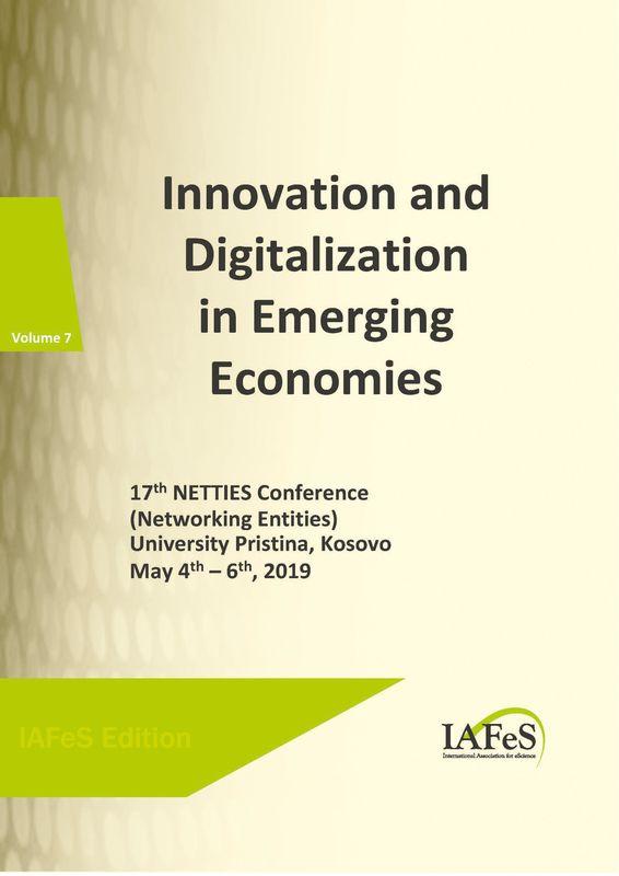 Bucheinband von 'Innovation and Digitalization in Emerging Economies, Band 7'