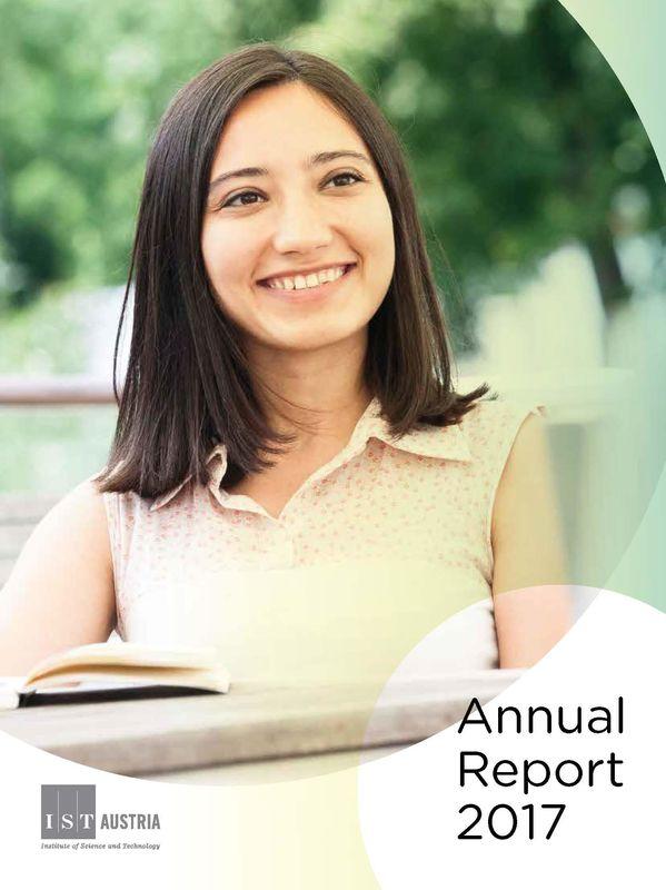 Bucheinband von 'Annual Report 2017'