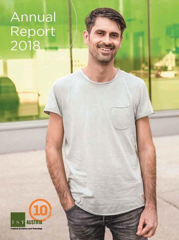 Bucheinband von 'Annual Report 2018'