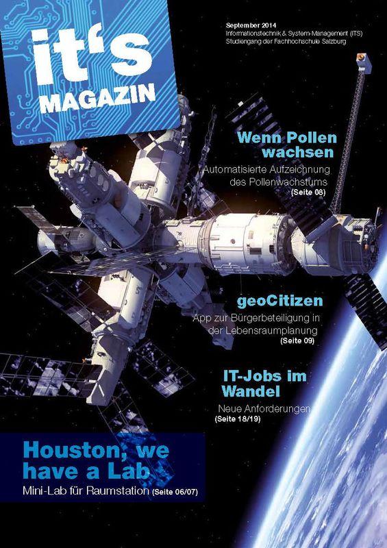 Bucheinband von 'it's Magazin, Band 05'