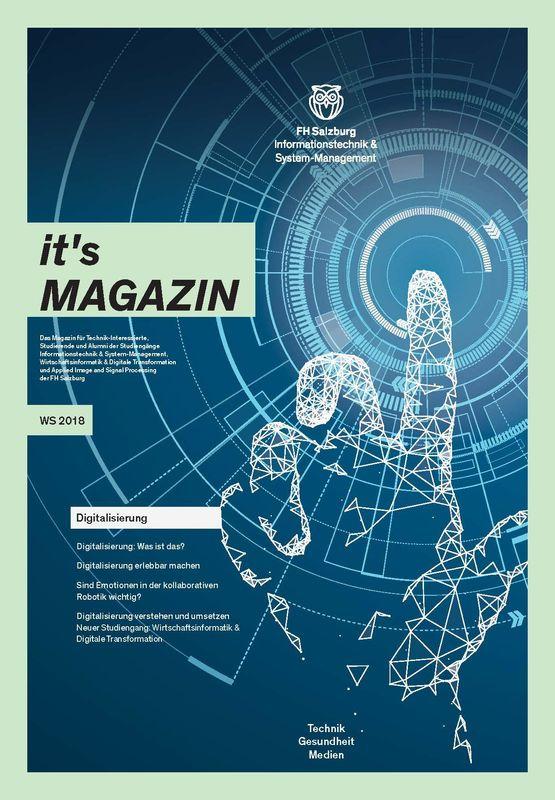 Bucheinband von 'it's Magazin, Band 09'