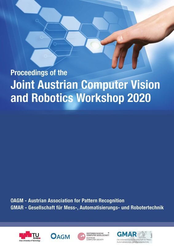 Cover of the book 'Joint Austrian Computer Vision and Robotics Workshop 2020'