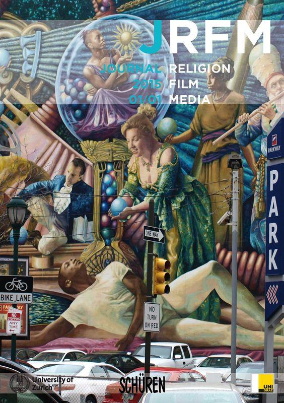 Bucheinband von 'JRFM - Journal Religion Film Media, Band 01/01'