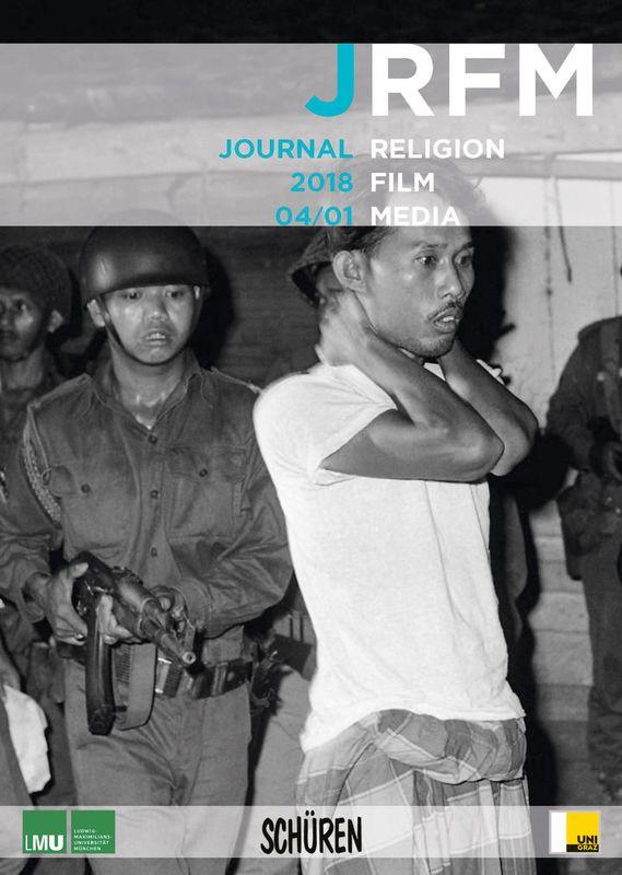 Bucheinband von 'JRFM - Journal Religion Film Media, Band 04/01'