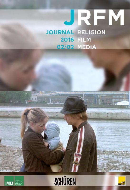 Bucheinband von 'JRFM - Journal Religion Film Media, Band 02/02'