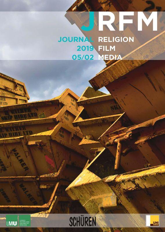 Bucheinband von 'JRFM - Journal Religion Film Media, Band 05/02'