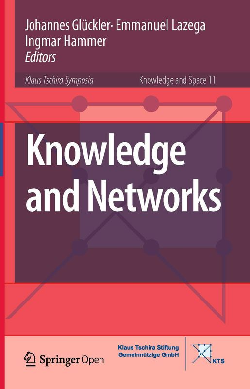 Bucheinband von 'Knowledge and Networks'