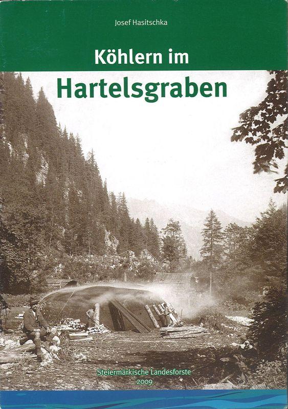 Bucheinband von 'Köhlern im Hartelsgraben'