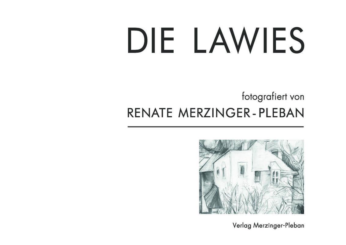 Bucheinband von 'Die Lawies - ein Foto Bild - Band'