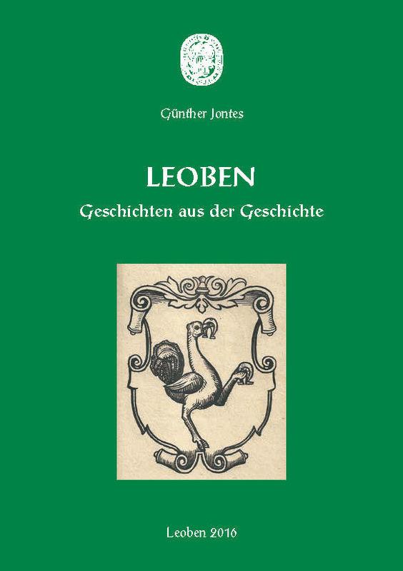Bucheinband von 'Leoben - Geschichten aus der Geschichte'