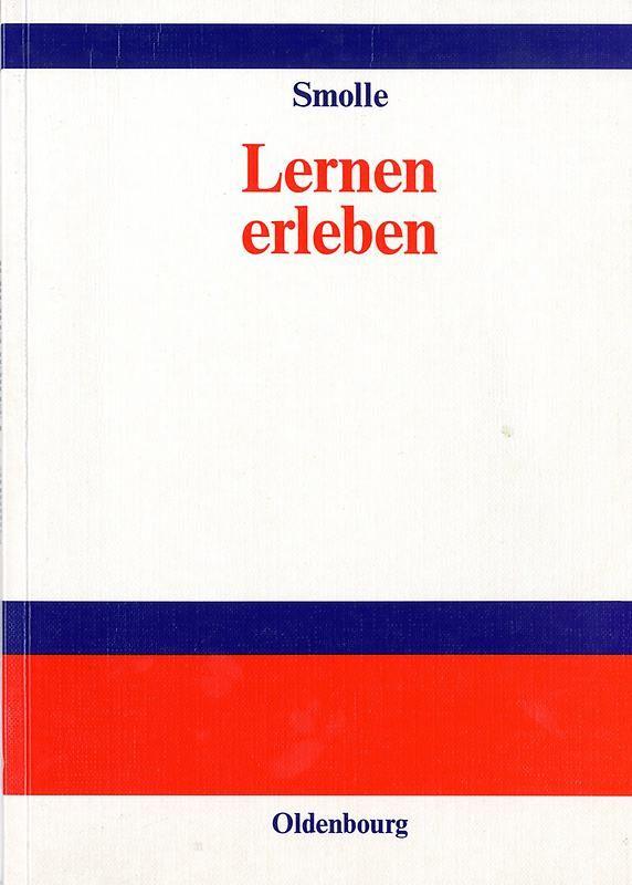 Bucheinband von 'Lernen erleben'