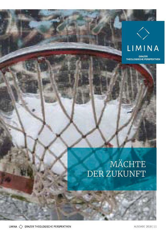 Bucheinband von 'Limina - Grazer theologische Perspektiven, Band 1:1'