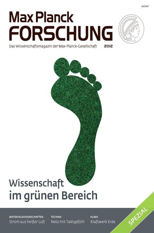 Bucheinband von 'Max Planck Forschung - Das Wissenschaftsmagazin der Max-Planck-Gesellschaft, Band SP'