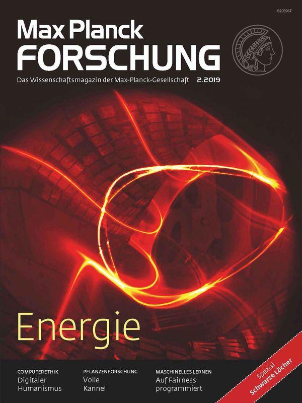 Cover of the book 'Max Planck Forschung - Das Wissenschaftsmagazin der Max-Planck-Gesellschaft, Volume 2'