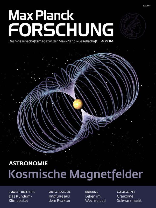Bucheinband von 'Max Planck Forschung - Das Wissenschaftsmagazin der Max-Planck-Gesellschaft, Band 04'