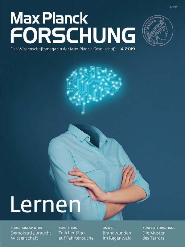 Cover of the book 'Max Planck Forschung - Das Wissenschaftsmagazin der Max-Planck-Gesellschaft, Volume 4'