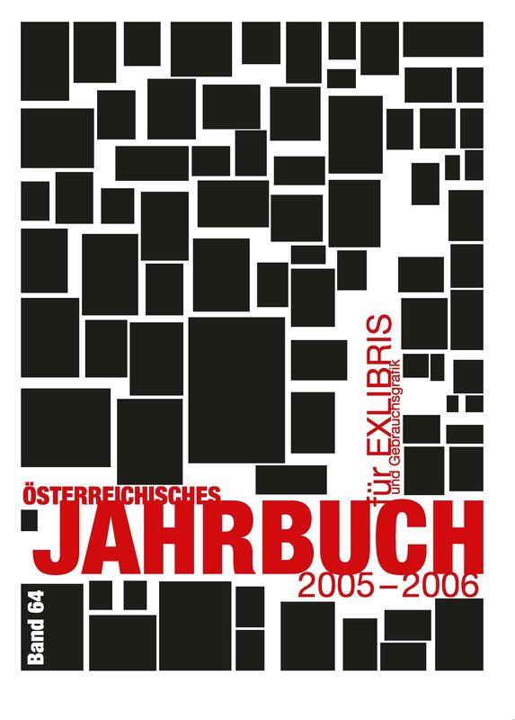 Cover of the book 'Österreichisches Jahrbuch für Exlibris und Gebrauchsgraphik, Volume 64'