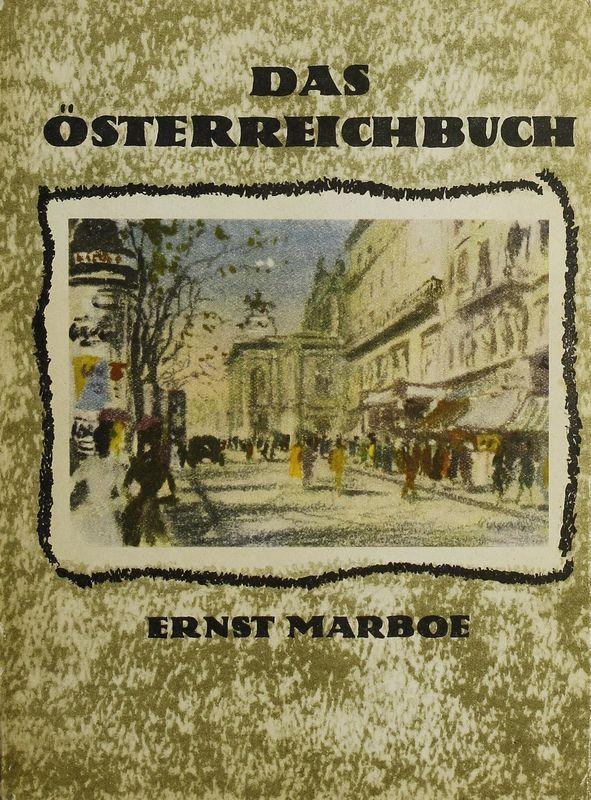 Bucheinband von 'Das Österreich-Buch'