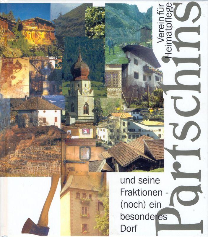 Bucheinband von 'Partschins - und seine Fraktionen - (noch) ein besonderes Dorf'