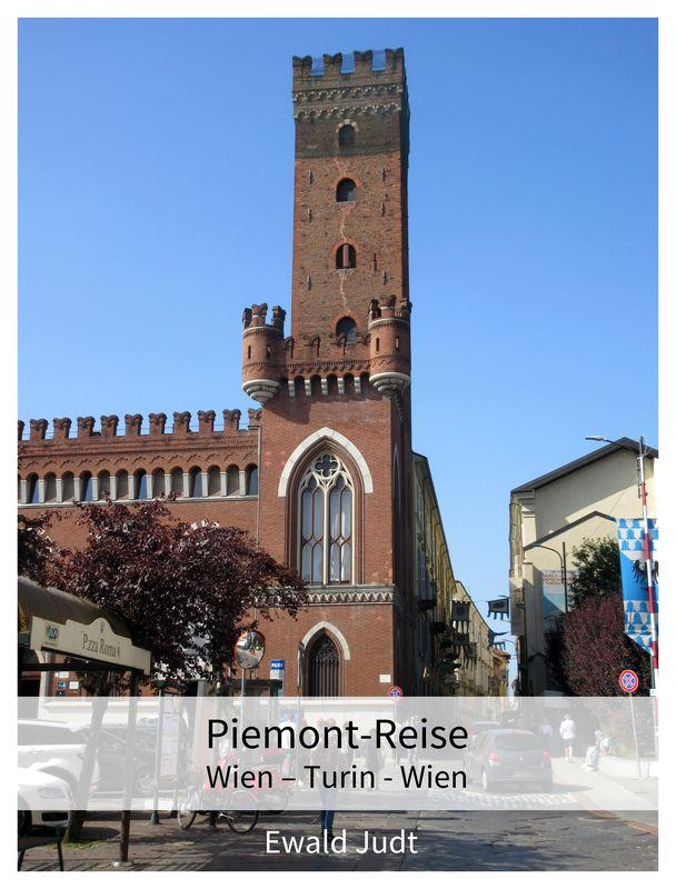 Bucheinband von 'Piemont-Reise - Wien - Turin - Wien'
