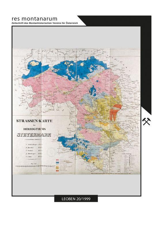 Bucheinband von 'res montanarum - Zeitschrift des Montanhistorischen Vereins für Österreich, Band 20'