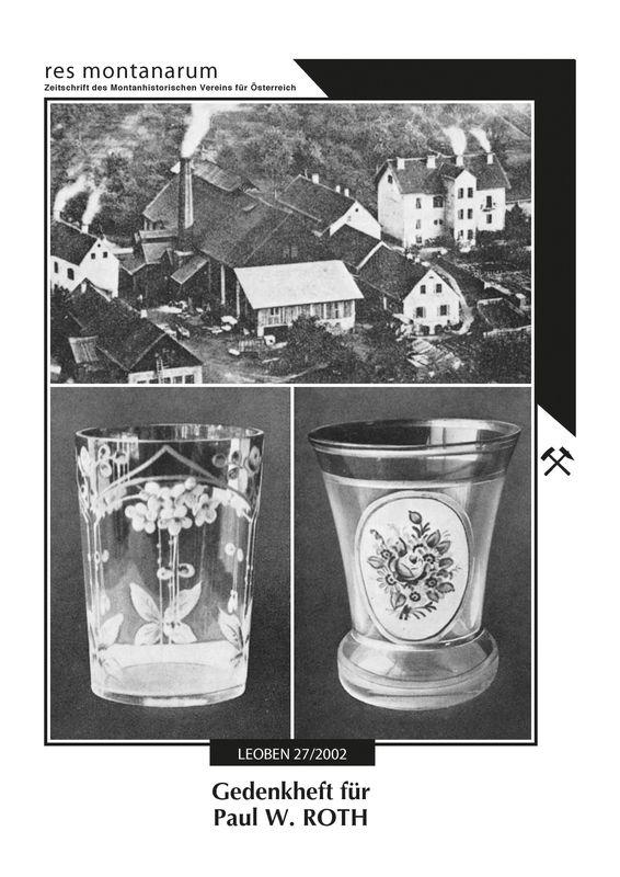 Bucheinband von 'res montanarum - Zeitschrift des Montanhistorischen Vereins für Österreich, Band 27'