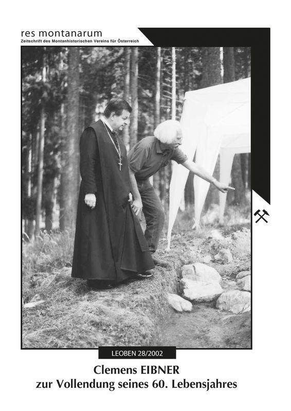 Bucheinband von 'res montanarum - Zeitschrift des Montanhistorischen Vereins für Österreich, Band 28'