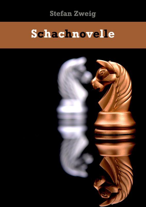 Bucheinband von 'Schachnovelle'