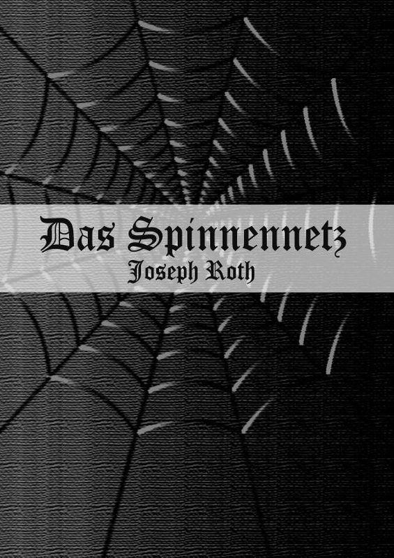 Bucheinband von 'Das Spinnennetz'