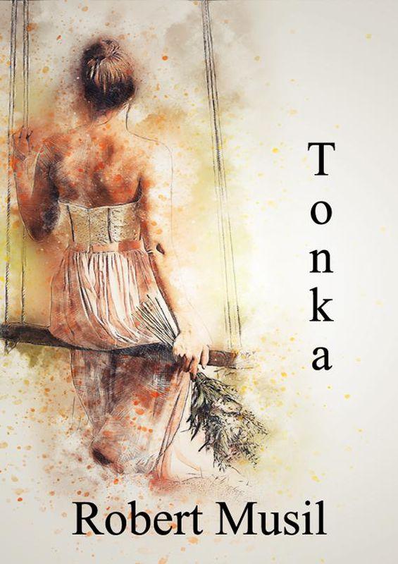 Bucheinband von 'Tonka'