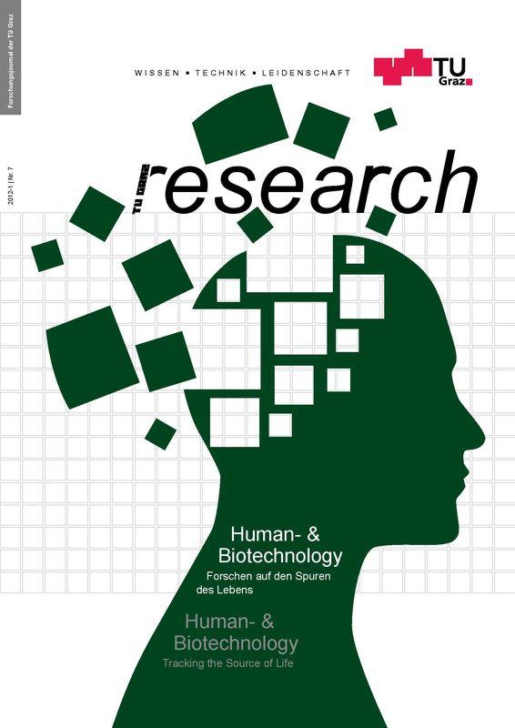 Bucheinband von 'TU Graz Research 07|2012, Band 7'