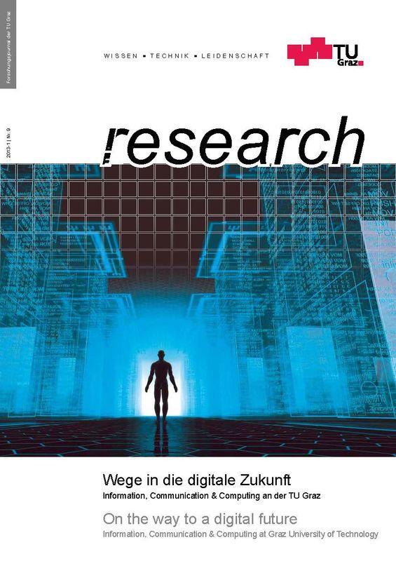 Bucheinband von 'TU Graz Research 09|2013, Band 9'