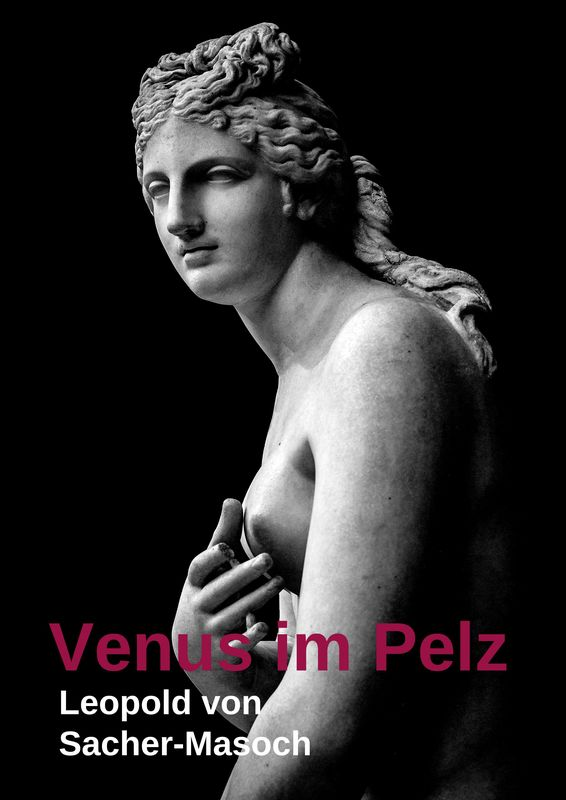 Cover of the book 'Venus im Pelz'