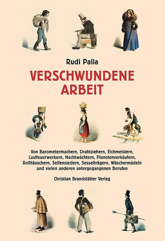 Cover of the book 'Verschwundene Arbeit'