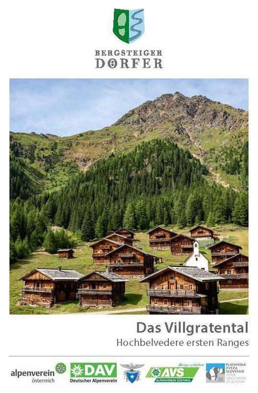 Bucheinband von 'Das Villgratental - Hochbelvedere ersten Ranges'