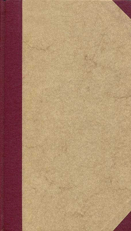 Bucheinband von 'Biographisches Lexikon des Kaiserthums Oesterreich - Abel-Blumenthal, Band 1'