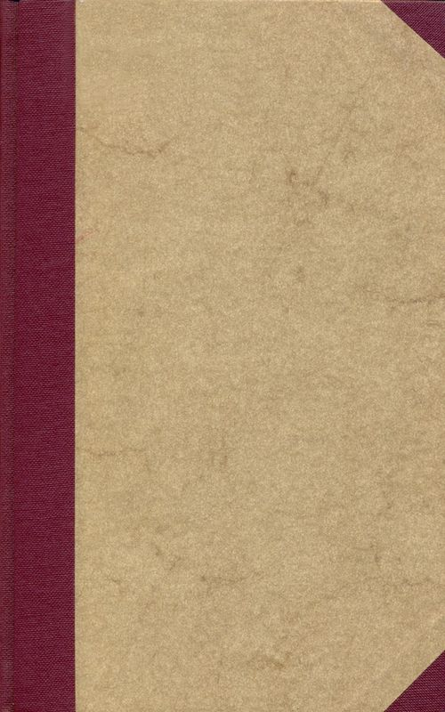 Bucheinband von 'Biographisches Lexikon des Kaiserthums Oesterreich - Guadagni-Habsburg, Band 6'