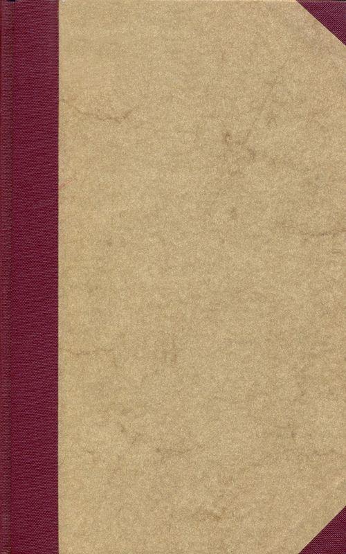 Bucheinband von 'Biographisches Lexikon des Kaiserthums Oesterreich - Sax-Schimpf, Band 29'