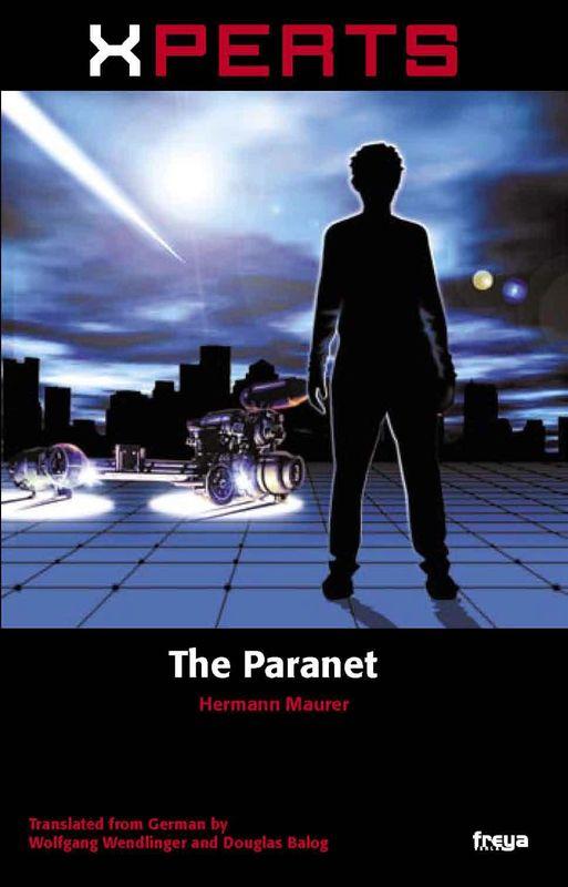 Bucheinband von 'XPERTEN - The Paranet'