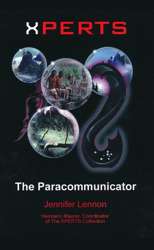 Bucheinband von 'XPERTS - The Paracommunicator'