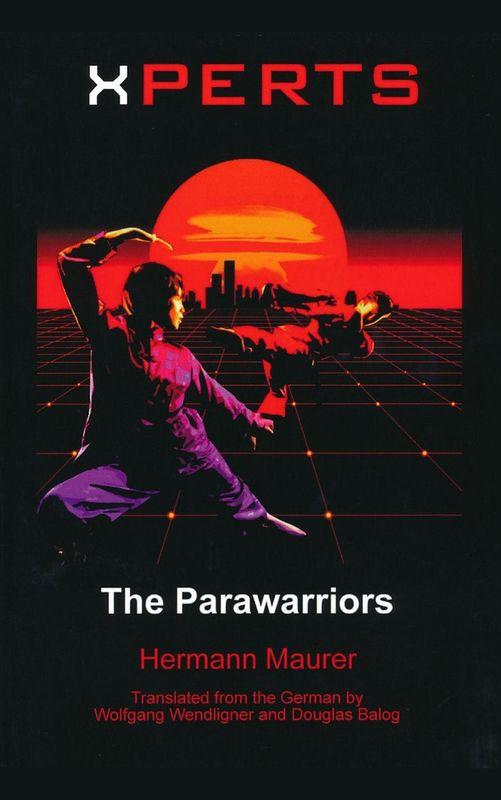 Bucheinband von 'XPERTEN 3 - The Parrawarriors'