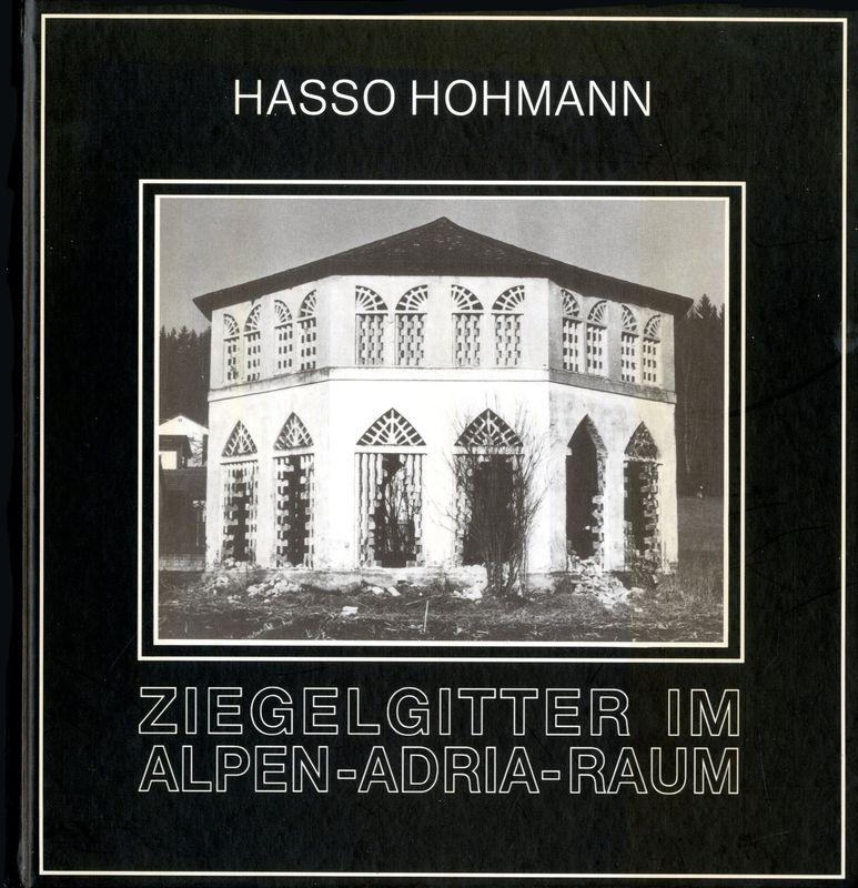 Bucheinband von 'Ziegelgitter im Alpen-Adria-Raum'