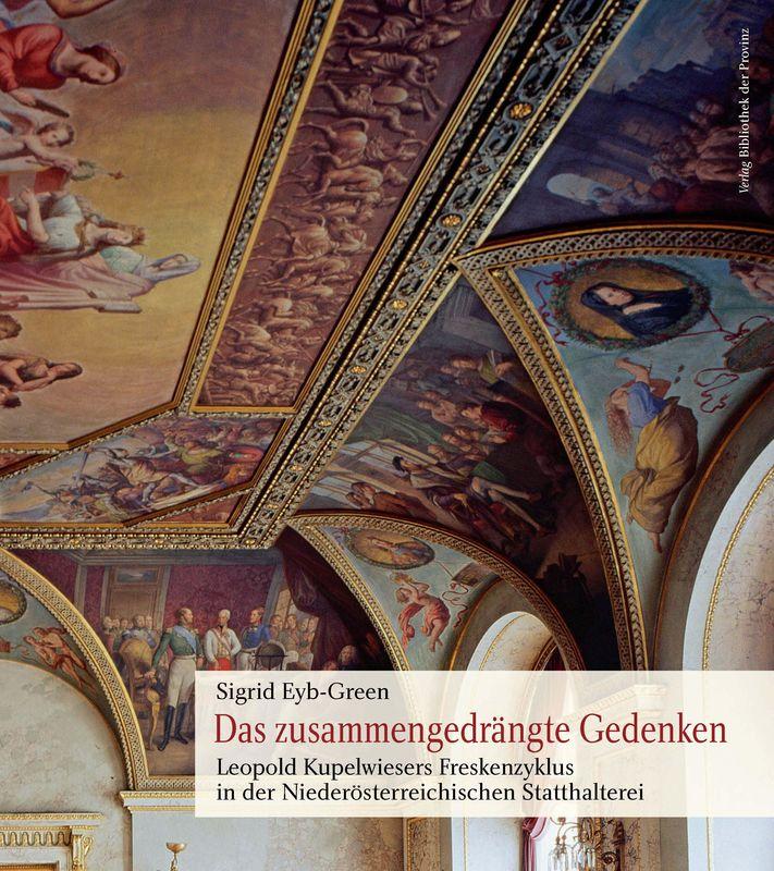 Bucheinband von 'Das zusammengedrängte Gedenken'
