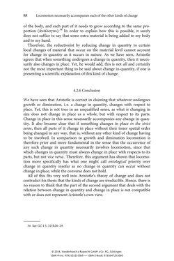 Bild der Seite - 88 - in The Priority of Locomotion in Aristotle's Physics