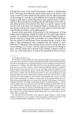 Bild der Seite - 174 - in The Priority of Locomotion in Aristotle's Physics