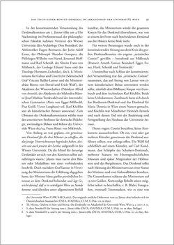 Bild der Seite - 91 - in Der Arkadenhof der Universität Wien und die Tradition der Gelehrtenmemoria in Europa