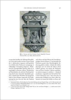 Bild der Seite - 237 - in Der Arkadenhof der Universität Wien und die Tradition der Gelehrtenmemoria in Europa