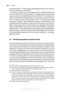 Bild der Seite - 170 - in Auf die Tour! - Jüdinnen und Juden in Singspielhalle, Kabarett und Varieté
