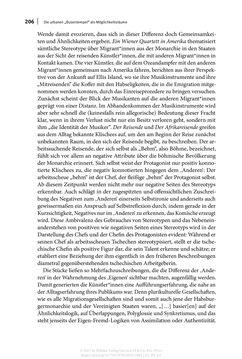 Image of the Page - 206 - in Auf die Tour! - Jüdinnen und Juden in Singspielhalle, Kabarett und Varieté