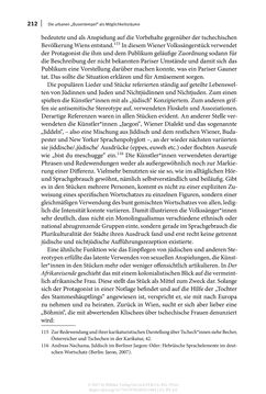 Bild der Seite - 212 - in Auf die Tour! - Jüdinnen und Juden in Singspielhalle, Kabarett und Varieté